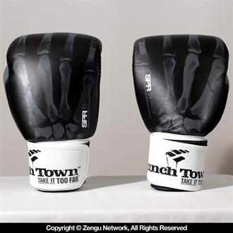 PunchTown SPR Ti Muay Thai Gloves